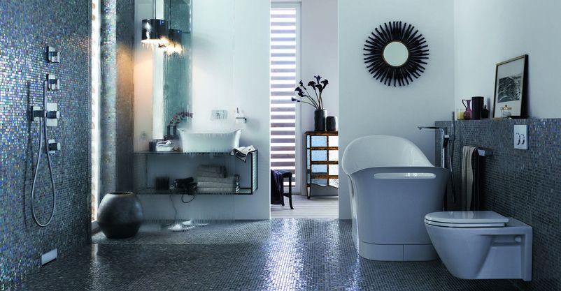 Badkamers nunspeet de wilde tegels en sanitair - Tegelvloer badkamer ...